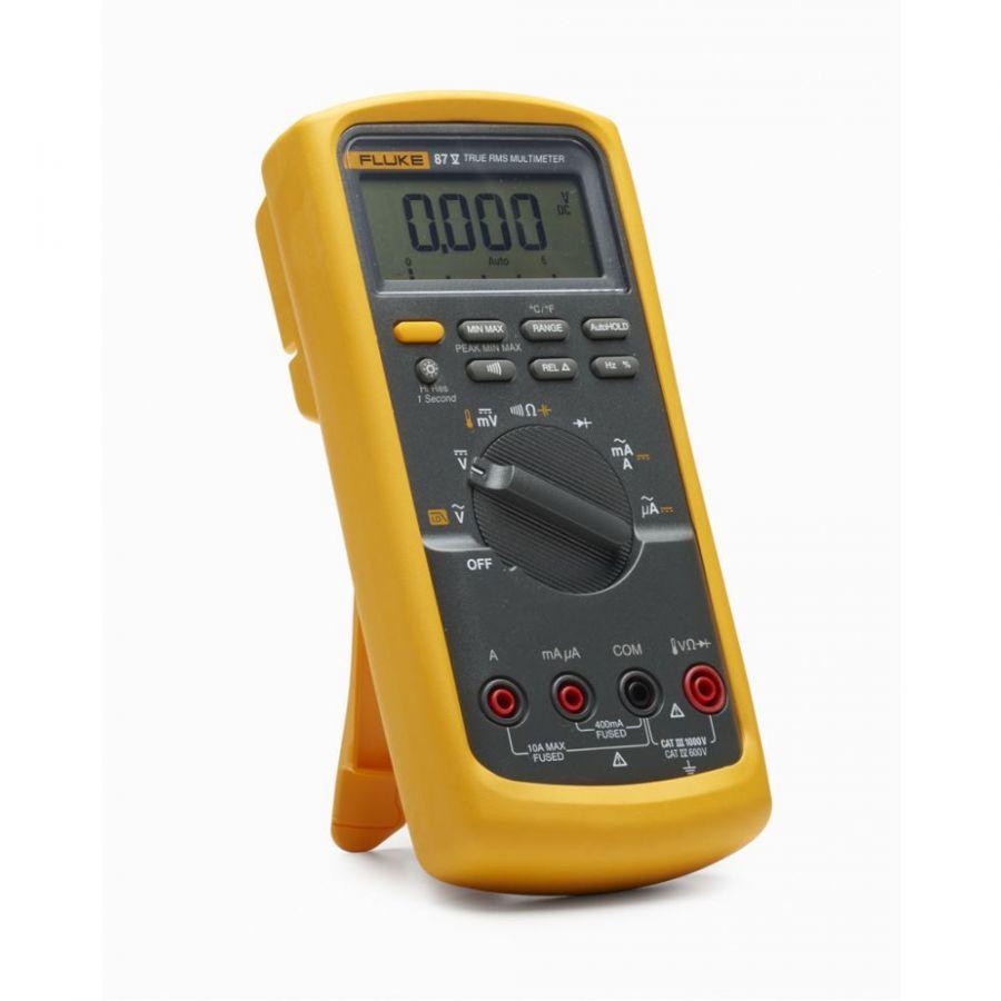 Мультиметр Fluke 87V MAX/E2 KIT