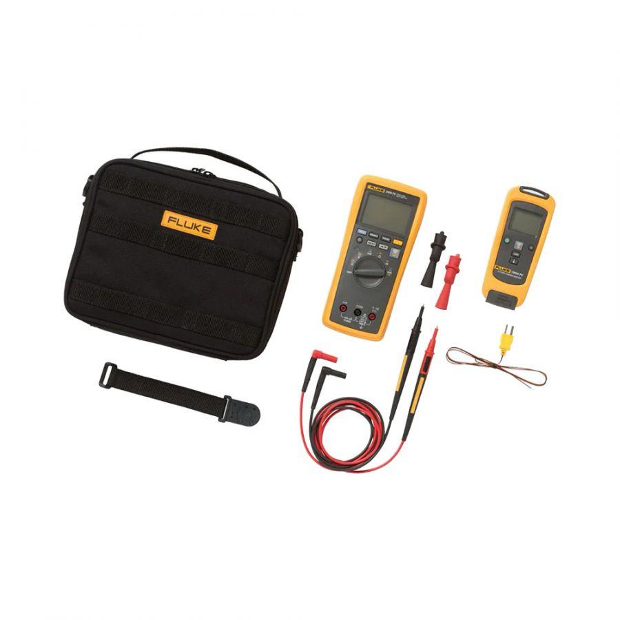 Комплект - мультиметр с измерителем температуры Fluke FLK-T3000FC KIT