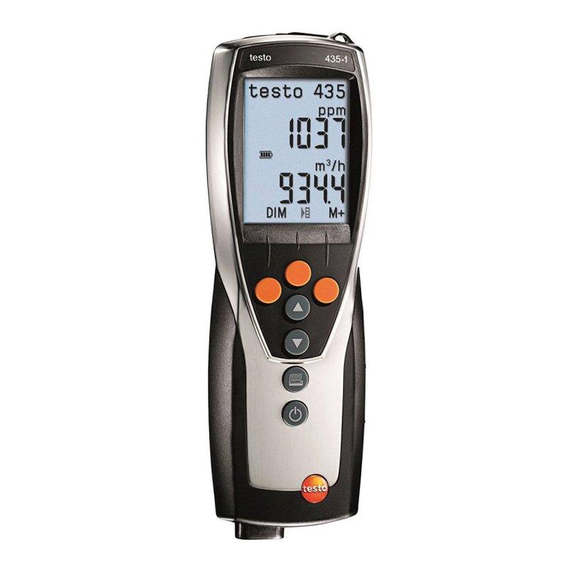 Прибор оценки качества воздуха Testo 435-4
