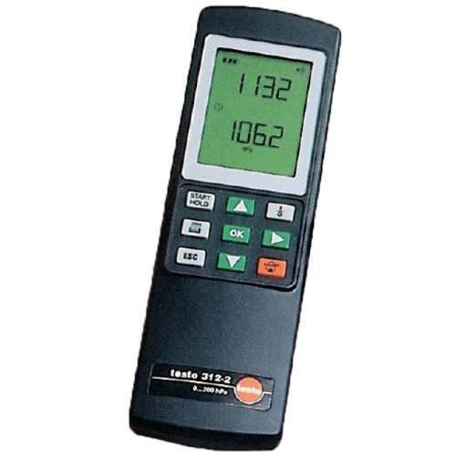 Прибор для измерения давления газа testo 312-2