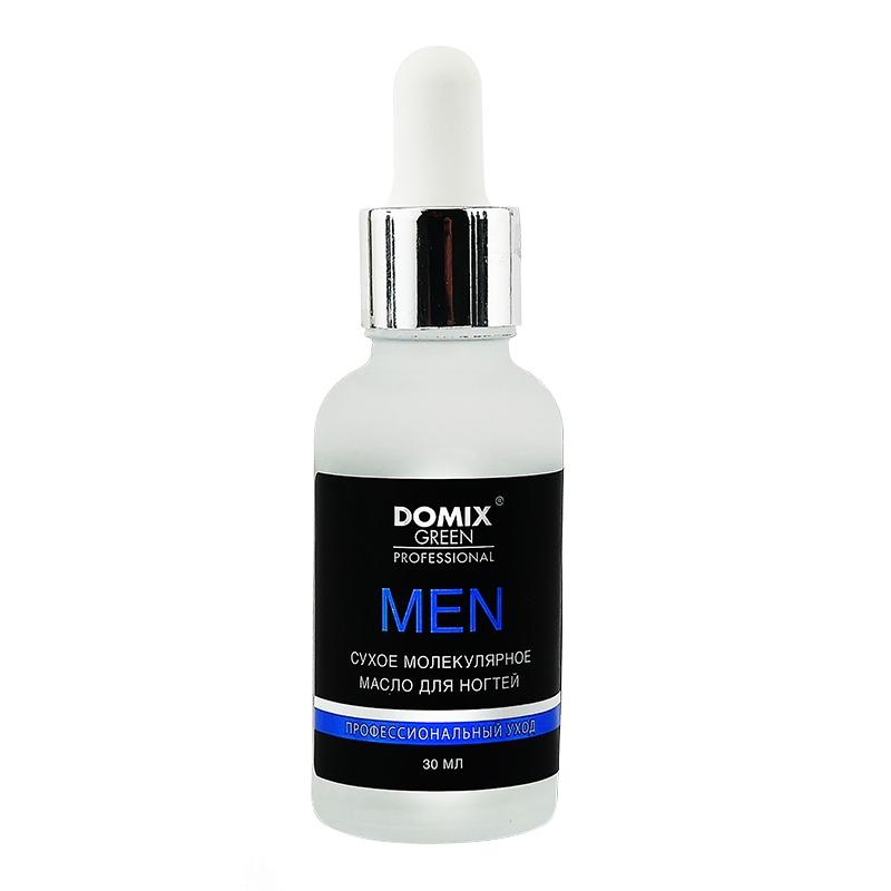 Сухое молекулярное масло для ногтей MEN 30 мл DGP