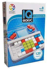 Головоломка BONDIBON Smart Games IQ-Фокус