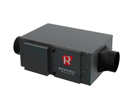 Приточная установка ROYAL Clima RCV-500 + EH-3400