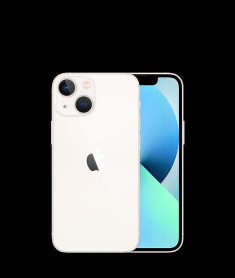 Apple iPhone 13 mini, 128 ГБ, Белый