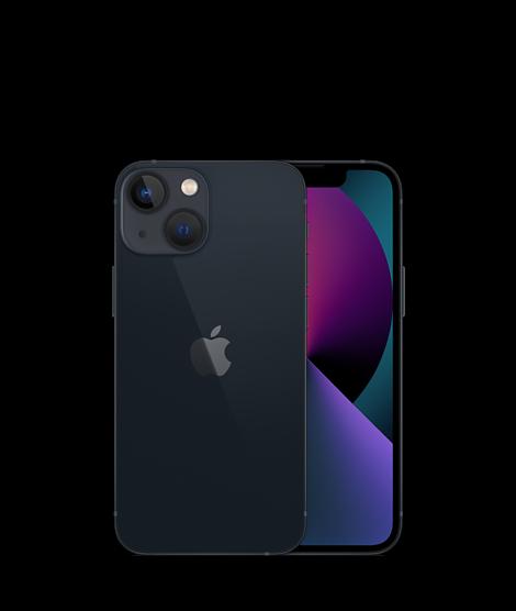 Apple iPhone 13 mini, 128 ГБ, Черный