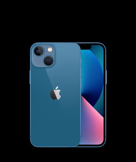 Apple iPhone 13 mini, 256 ГБ, Синий