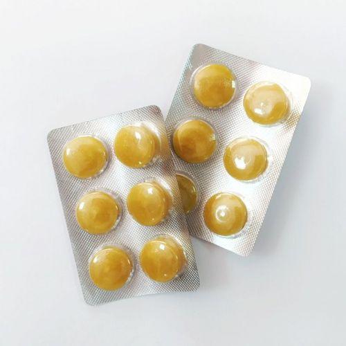 Леденцы Тулси-лимон | Sangam Herbals | 6 таб.