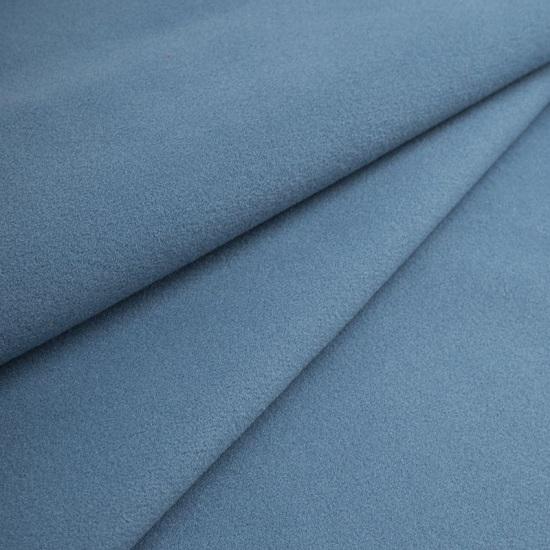 Лоскут трикотажной ткани -  Фланель джинс 50х37