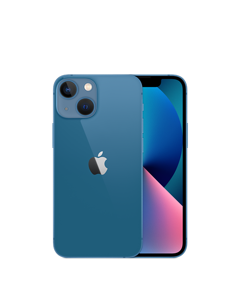 Apple iPhone 13 mini, 512 ГБ, Cиний