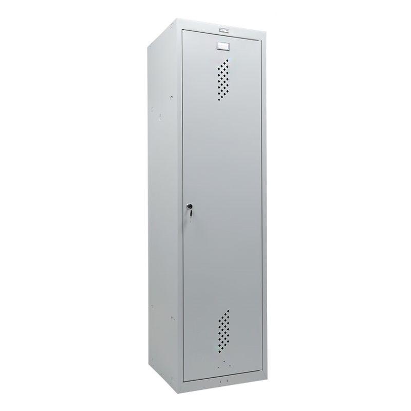 Шкаф для одежды «ПРАКТИК ML 11-50» (усиленный) (базовый модуль)