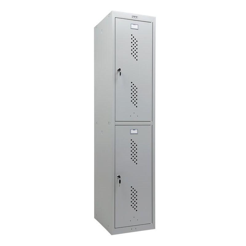 Шкаф для одежды «ПРАКТИК ML 12-40» (усиленный) (базовый модуль)