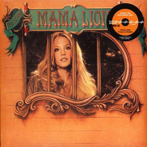 Mama Lion - Preserve Wildlife 1972