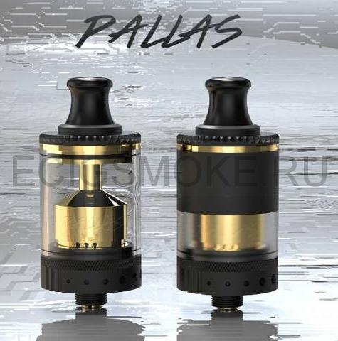 Gas Mods Pallas MTL RTA бак оригинал