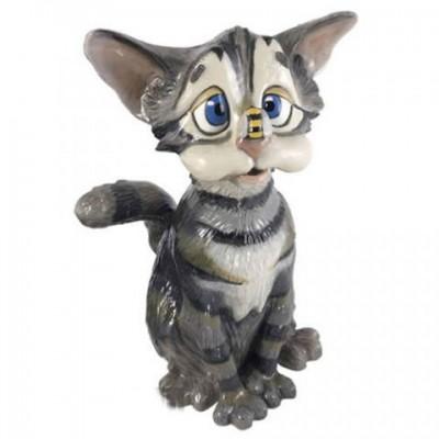 Котенок Поппи статуэтка