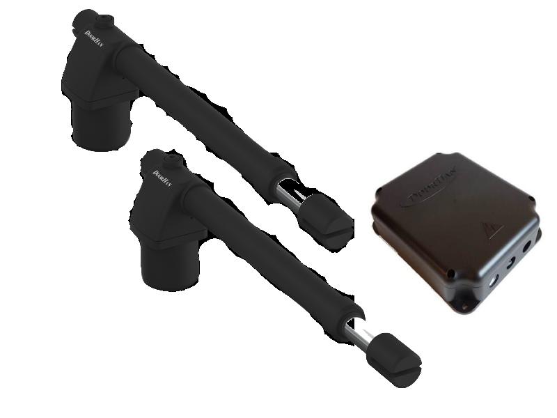 Комплект привода SW-4000 BASE для створок шириной до 4 м. и весом до 400 кг.