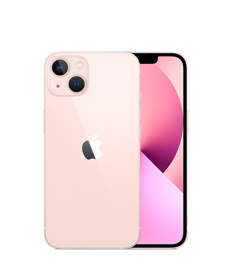 Apple iPhone 13, 512 ГБ, Розовый