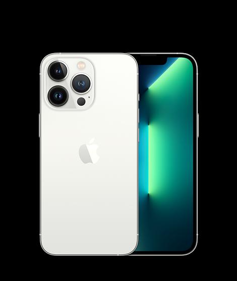 Apple iPhone 13 Pro, 128 ГБ, Cеребристый