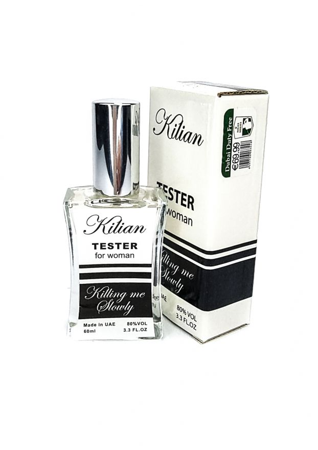 By Killian Killing Me Slowly (for woman) - TESTER 60 мл
