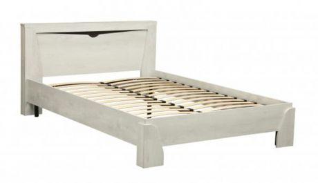Кровать 33.09 - 01 Лючия с ортопедическим осн. (1400)