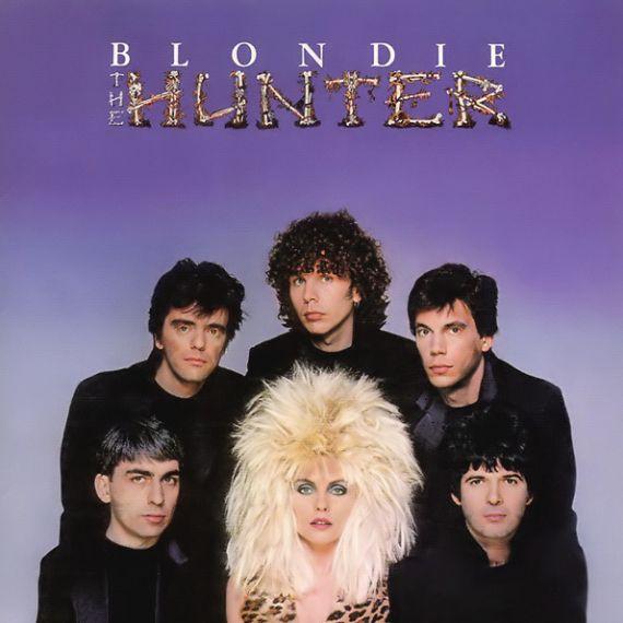 Blondie - The Hunter 1982
