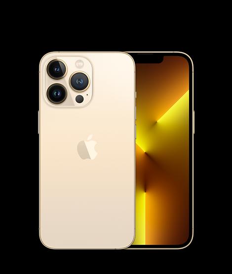 Apple iPhone 13 Pro, 256 ГБ, Золотой
