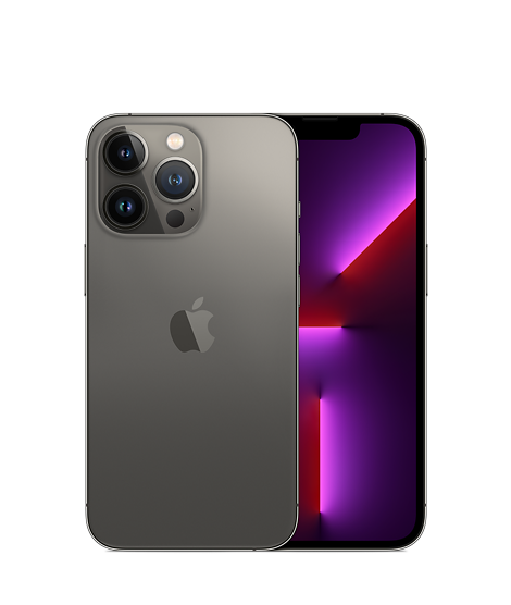 Apple iPhone 13 Pro, 256 ГБ, Графитовый