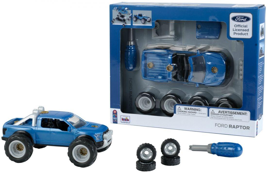 Комплект для сборки авто Ford F150 Raptor с отверткой 3312
