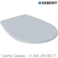 572165000 Сиденье для унитаза Geberit Renova крепление СНИЗУ