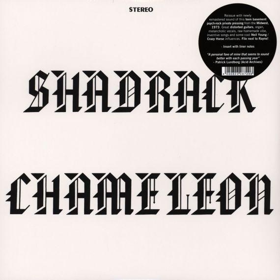 Shadrack Chameleon - Shadrack Chameleon 1973