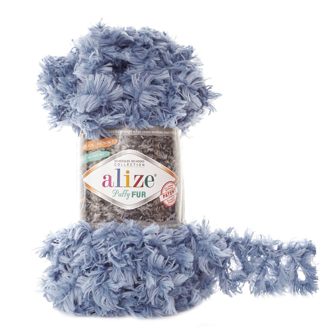 Puffy fur 6106