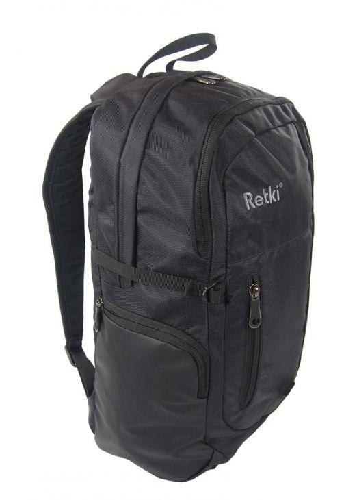 Рюкзак Retki Zermatt чёрный
