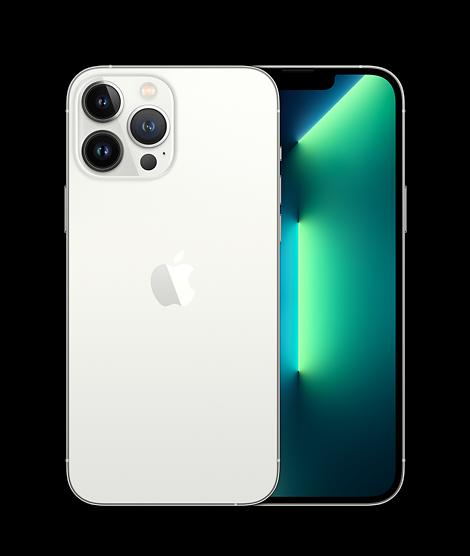 Apple iPhone 13 Pro Max, 128 ГБ, Серебристый