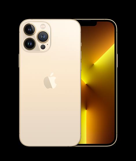 Apple iPhone 13 Pro Max, 128 ГБ, Золотой