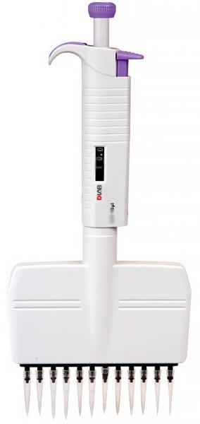 Дозатор 12-канальный переменного объема MicroPette Plus