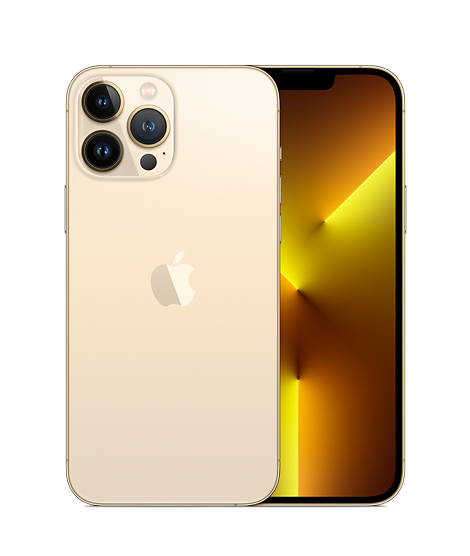 Apple iPhone 13 Pro Max, 512 ГБ, Золотой