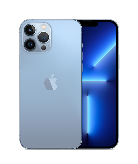 Apple iPhone 13 Pro Max, 512 ГБ, Голубой
