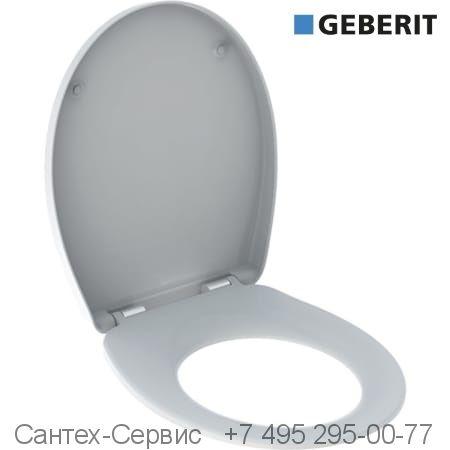 K90122000 Сиденье для унитаза Geberit Kolo Rekord, крепление СВЕРХУ