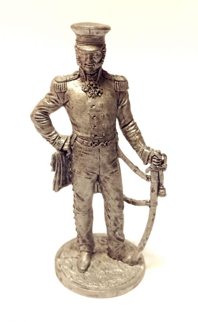 Фигурка Генерал-майор А.П.Ермолов. Россия, 1812 г.