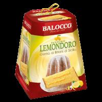 Пандоро Лимондоро 800 г, Pandoro Lemondoro Balocco 800 g