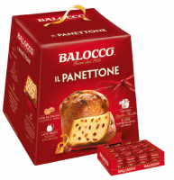 Панеттоне классический 750 г, Panettone classico Balocco 750 g