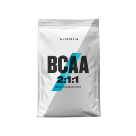 Essential BCAA 2:1:1 (натуральный). 250гр. Myprotein (Великобритания)