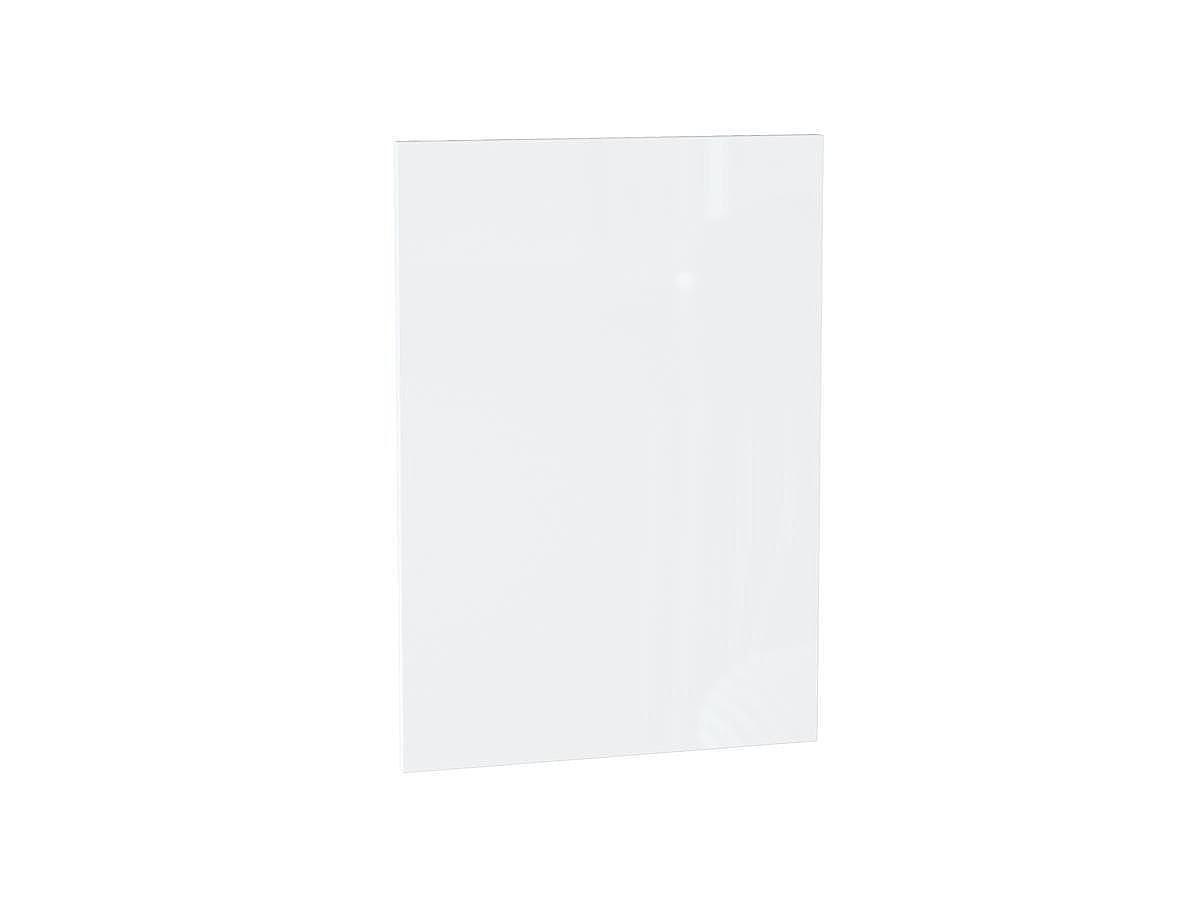 Фасад боковой Валерия Ф94 белый глянец