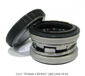Торцевое уплотнение 0250 2100S RS/CarSicEP/BS