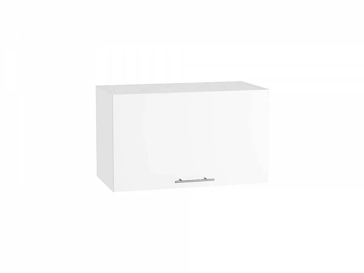 Шкаф верхний Валерия ВГ600 (белый глянец)