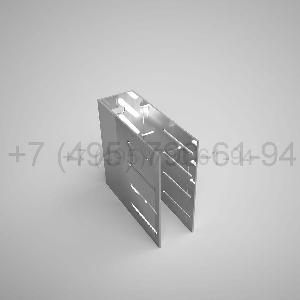 Кронштейн П , 160 мм усиленный (выс.150 мм) [ КП 45432-2У ]