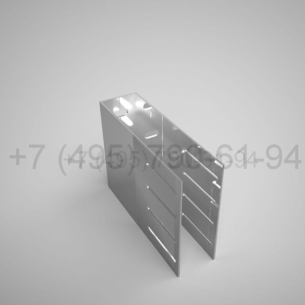Кронштейн П , 205 мм усиленный (выс.150 мм) [ КП 45463-2У ]