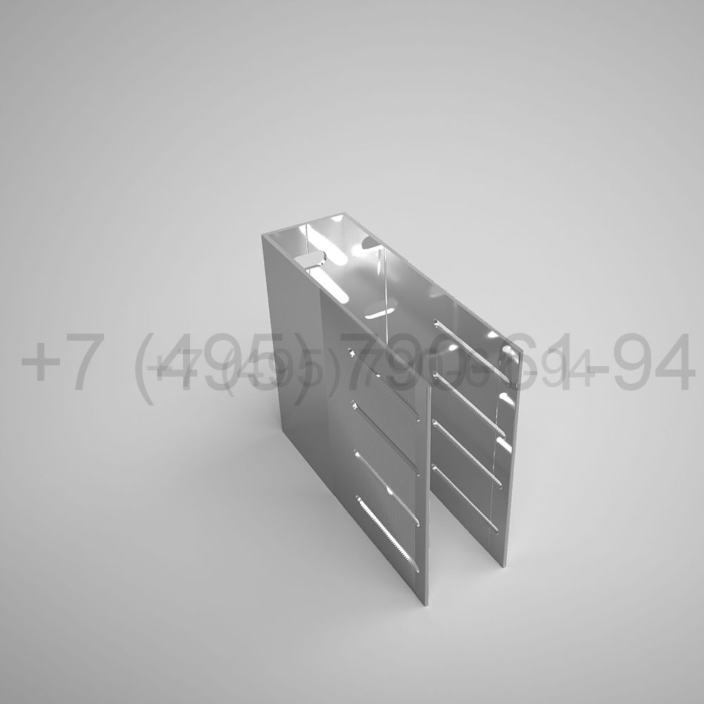 Кронштейн П , 180 мм усиленный (выс.150 мм) [ КПС 256У ]