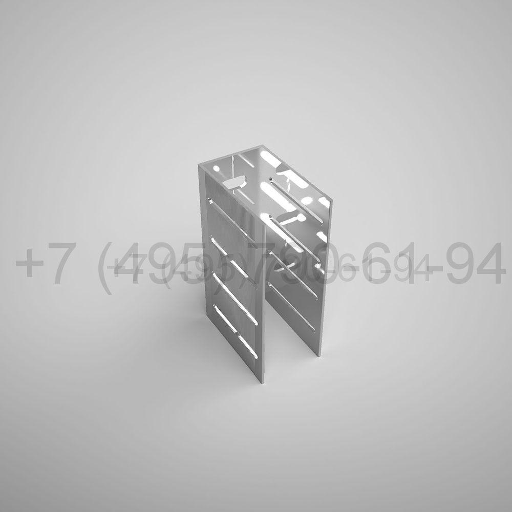 Кронштейн П , 90 мм усиленный (выс.150 мм) [ КП 45469-1у ]