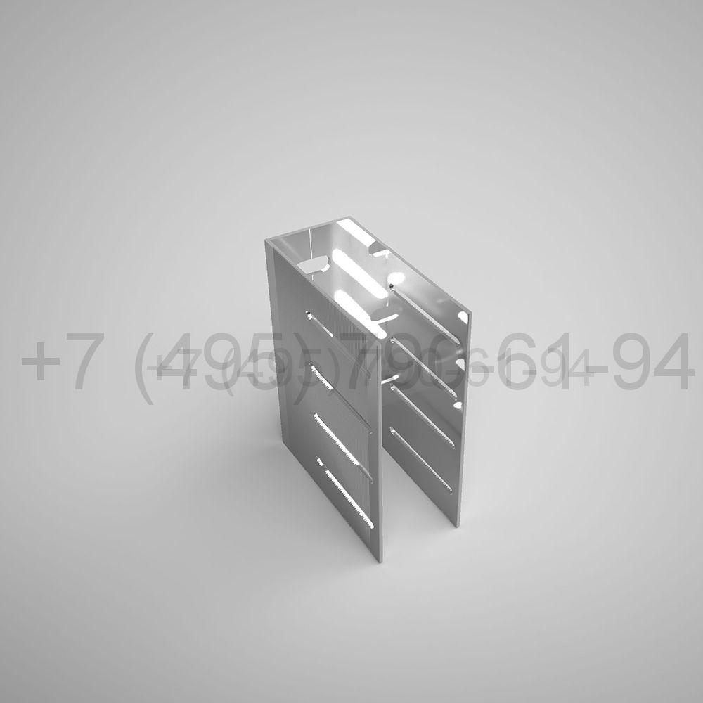 Кронштейн П , 125 мм усиленный (выс.150 мм) [ КПС 255У]