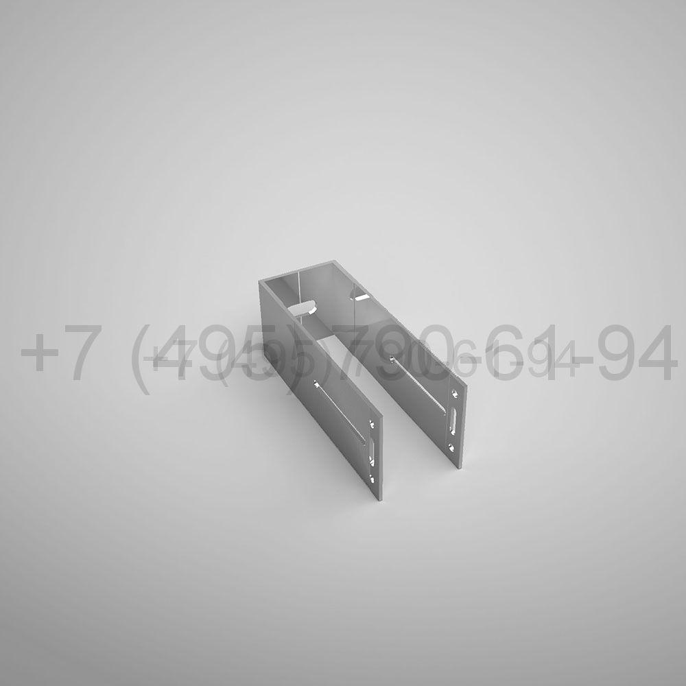 Кронштейн П , 160 мм опорный (выс.60 мм) [ КП 45432-2О ]